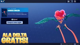 Comment GET ALA DELTA CARROZA HEART 'FREE' à FORTNITE!