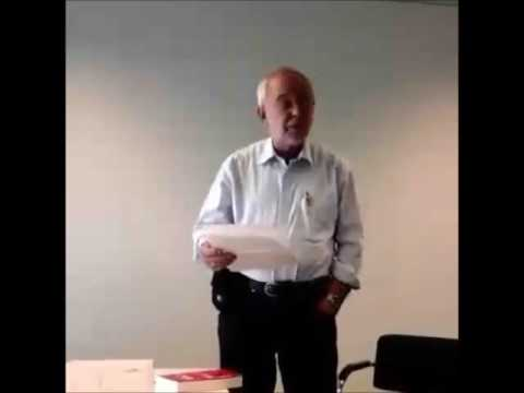 Farmer Willi, Voice of Farmers at the Monsanto Tribunal 14.10.16