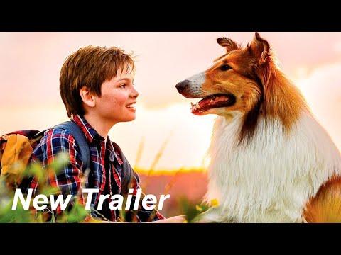 Лесси. Возвращение домой — Русский трейлер // Lassie Come Home (2020)