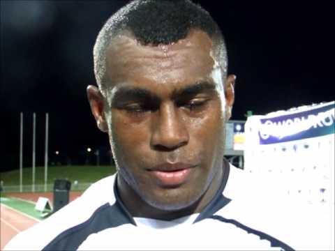 Telecom Fiji Warriors captain Nemani Nagusa