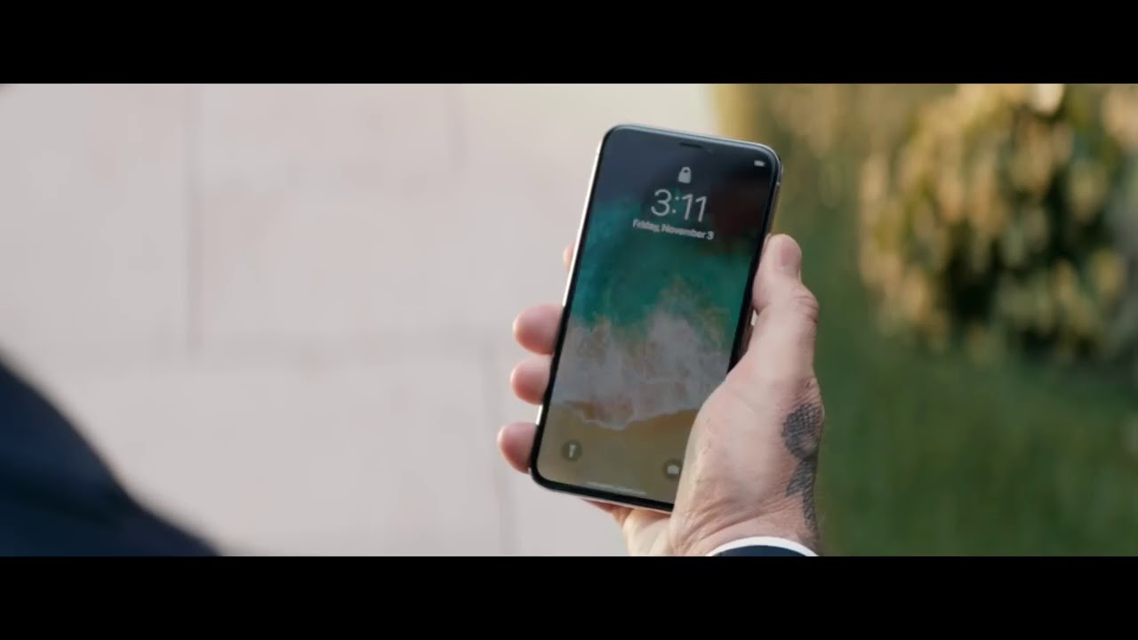 Sprint - iPhone X, David Beckham and Sprint  Game Changers. 11 2017