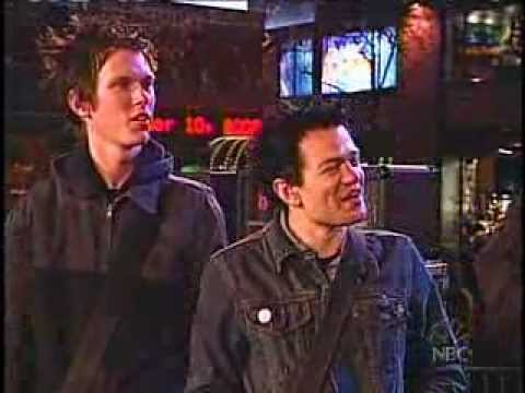 Sum 41 - Fat Lip (Live Last Call with Carson Daly)