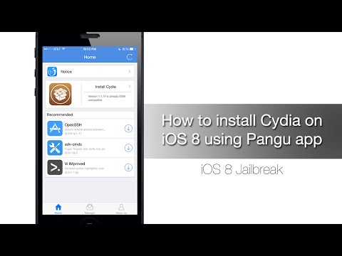 Ipod touch how to on cydia computer download without