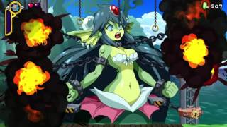 Shantae: Half-Genie Hero World 2 boss Giga Mermaid