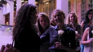 Marry You Proposal - Lily + Nicole (and Treble NYC)