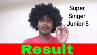 Super Singer Junior Final Result And Controversy