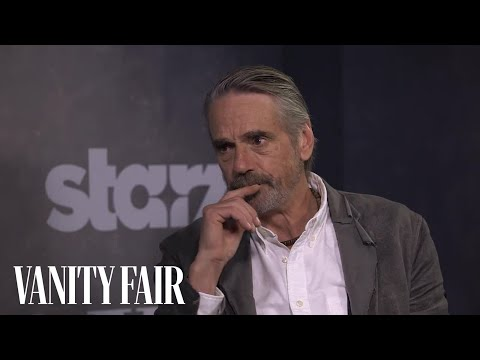 Jeremy Irons's AntiTechnology Rant Is a Thing of Beauty  The Man Who Knew Infinity  TIFF 2015