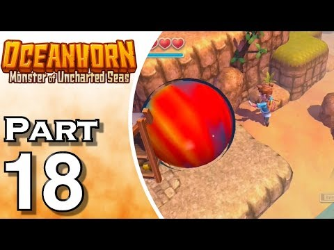 Let's Play Oceanhorn (Gameplay + Walkthrough) Part 18 - Triloth Spell