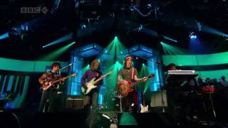 MGMT - Time To Pretend  (Live Jools Holland 2008) (High Quality video) (HD)