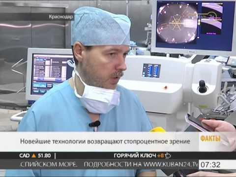 Клиника микрохирургии глаза им. Федорова