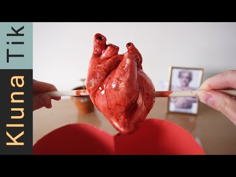 Subscriber send me her HEART for valentines day!