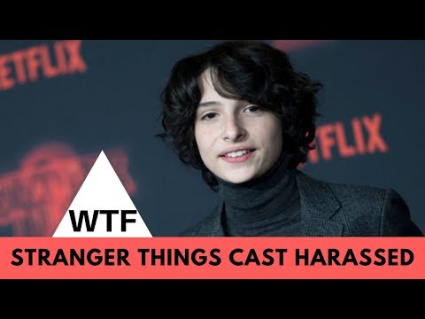 """WTF! Finn Wolfhard Bullied & Harassed By """"Stranger Things"""" Fans?! (UPDATE) 