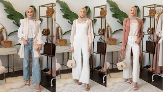 5 Modest Spring Outfit Ideas!