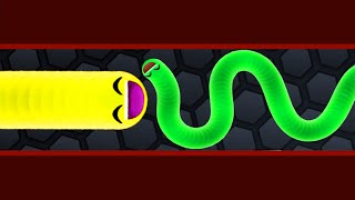 Slither.io - THE FASTEST SNAKE #2 // THE BIGGEST SNAKE (Slither.io Best Moments)