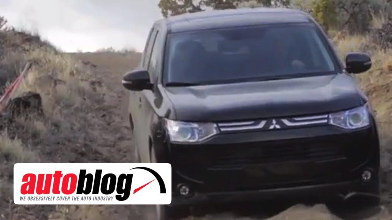 2014 mitsubishi outlander autoblog short cuts youtube