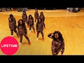Bring It!: Creative Routine: Sorority Stomp - Part 1 of 4 (Season 3, Episode 24) | Lifetime