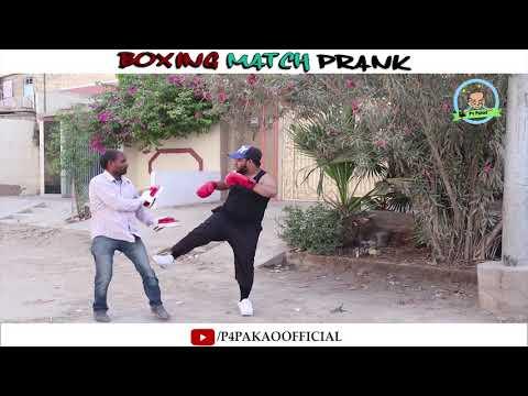   Boxing Match Prank   By Nadir Ali In   P4 Pakao   2019