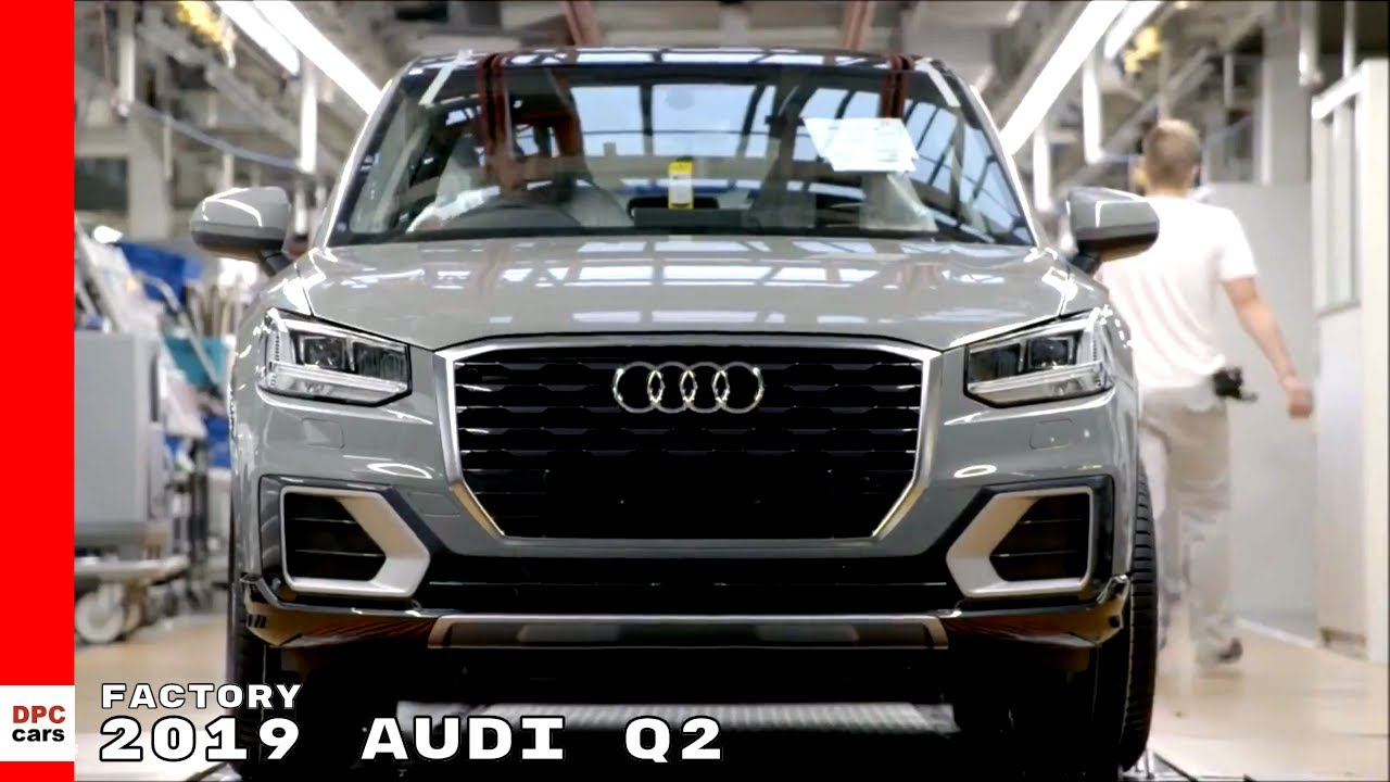2019 audi q2 factory youtube. Black Bedroom Furniture Sets. Home Design Ideas