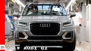 видео Audi Q2 2019 (новая модель)  - комплектации и цены, фото и начало продаж в России