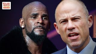 Michael Avenatti Says He Has A New Video Of R. Kelly Sexually Assaulting A 14-Year-Old Girl