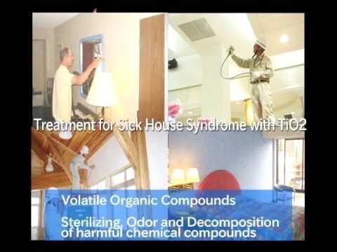 SAGANCOAT~Titanium Dioxide Photocatalyst Technology For Clean Earth~