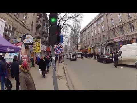 Chisinau Stefan Cel Mare Street 14 02 2013