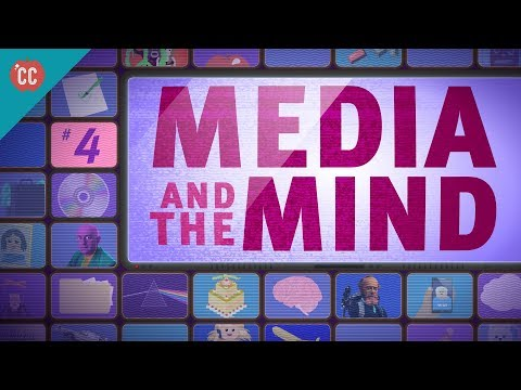 Media & the Mind: Crash Course Media Literacy #4