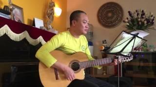 """Cover bài """"Hát về anh"""" bằng Guitar/ Phạm Gia Thạch"""