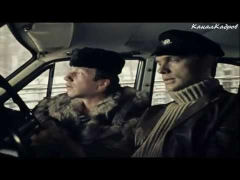 """ГАЗ-24-01 """"Волга"""", такси из к/ф """"Джентльмены удачи"""" (1971)."""
