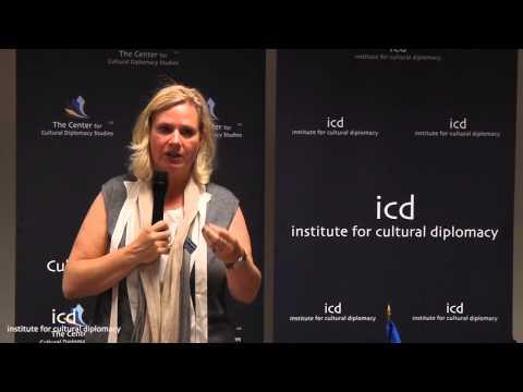 Barbara Gessler, Head of Unit Creative Europe