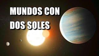 3 Mundos iluminados por 2 soles! Descubren otro exoplaneta en el sistema circumbinario Kepler-47