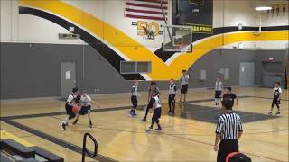 Matthew Kong #40 CYO Basketball Highlights, Winter 2019, Part 3