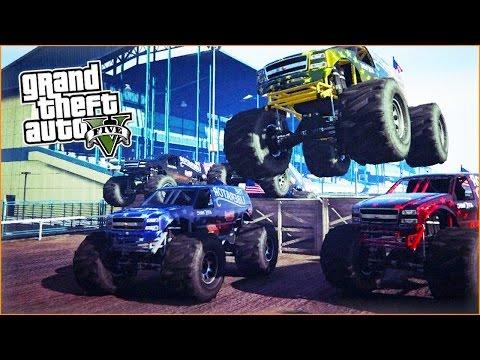 GTA 5 Online - DEMOLITION DERBY!!! (GTA 5 Gameplay)