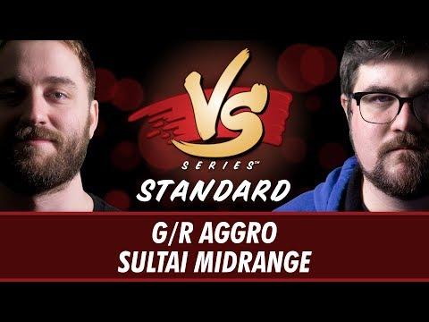2/19/2018 - Ross Vs. Brad: G/R Aggro Vs. Sultai Midrange [Standard]