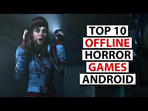TOP 10 BEST OFFLINE HORROR GAMES FOR ANDROID 2020 | VERY SCARY😱