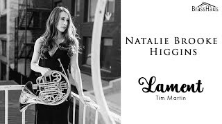 Natalie Brooke Higgins - Lament (Live)