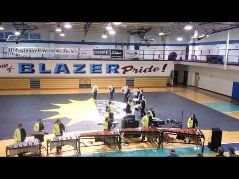 Methacton High School percussion ensemble 2014
