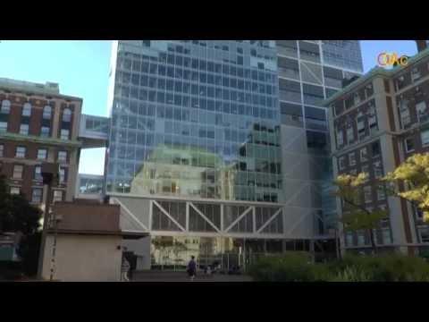 1.5 Columbia University Labs by Rafael Moneo (Contemporary Architecture MOOC)