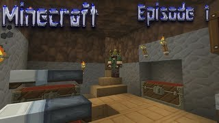 Repeat youtube video Let's Play Minecraft - Episode 1: Going Back to the Roots!