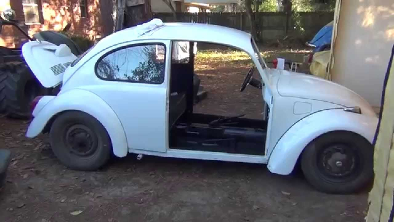 73 VW Beetle Restoration - Update 5 - YouTube
