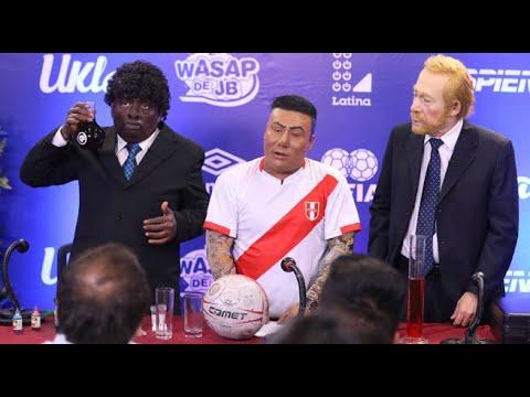 Paolo Guerrero presenta a los especialistas que lo librarán de la sanción de la FIFA