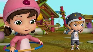 If You're Happy And You Know It New Video | Nursery Rhymes for Children | Infobells