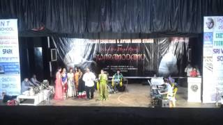 Andela ravamidi   Udayakumar, Meghana