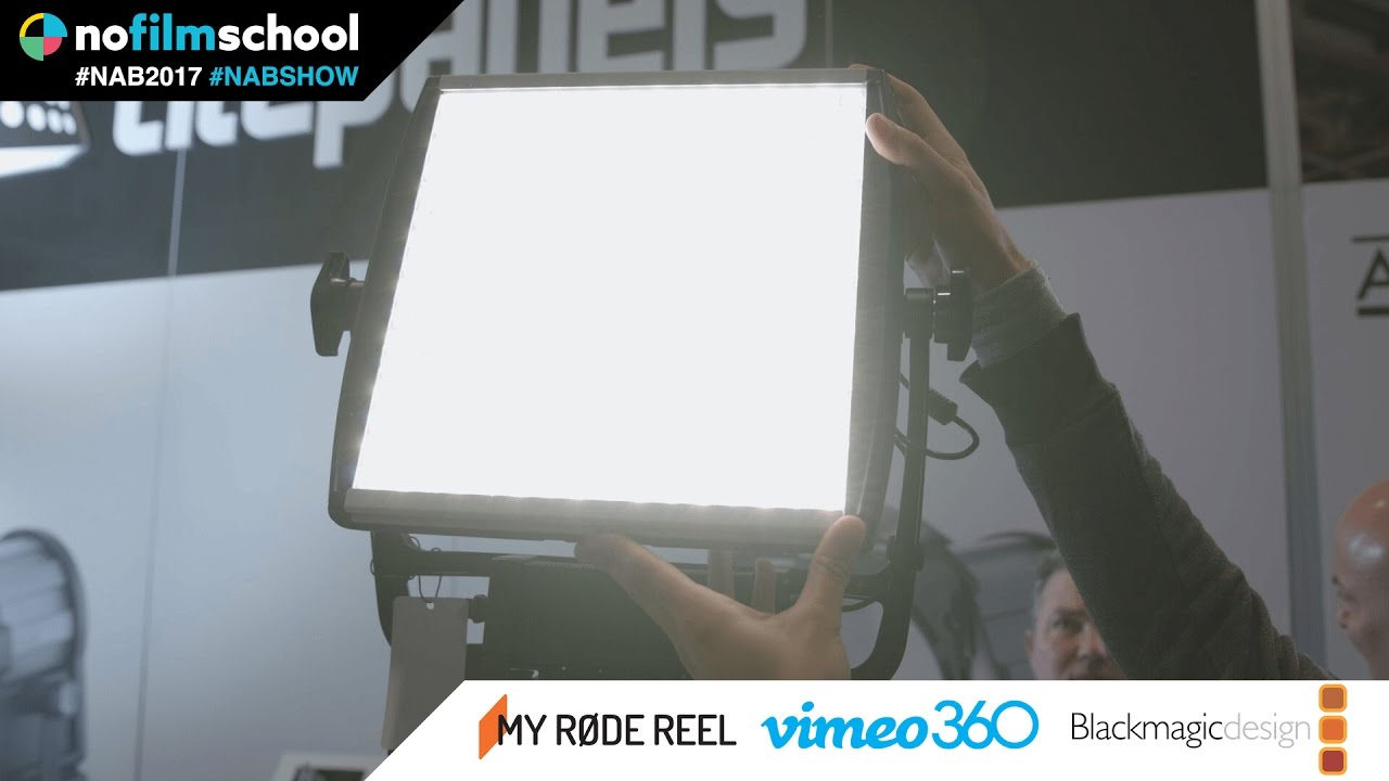 newest collection d4ee4 2fda1 The LitePanels Astra 6X is Six Times Brighter than Their Original 1x1 LED  Panel