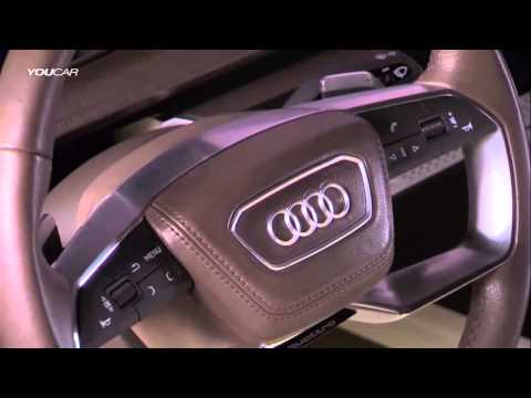 Future Audi A9   The Audi prologue concept   DESIGN