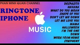 iphone shape of u ringtone