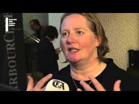 Interview with Prof. Emily Bell at the 19th EMScom Excellence Lecture Tamedia in Zurich