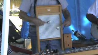 Mountain Music- washboard rhythm and percussion