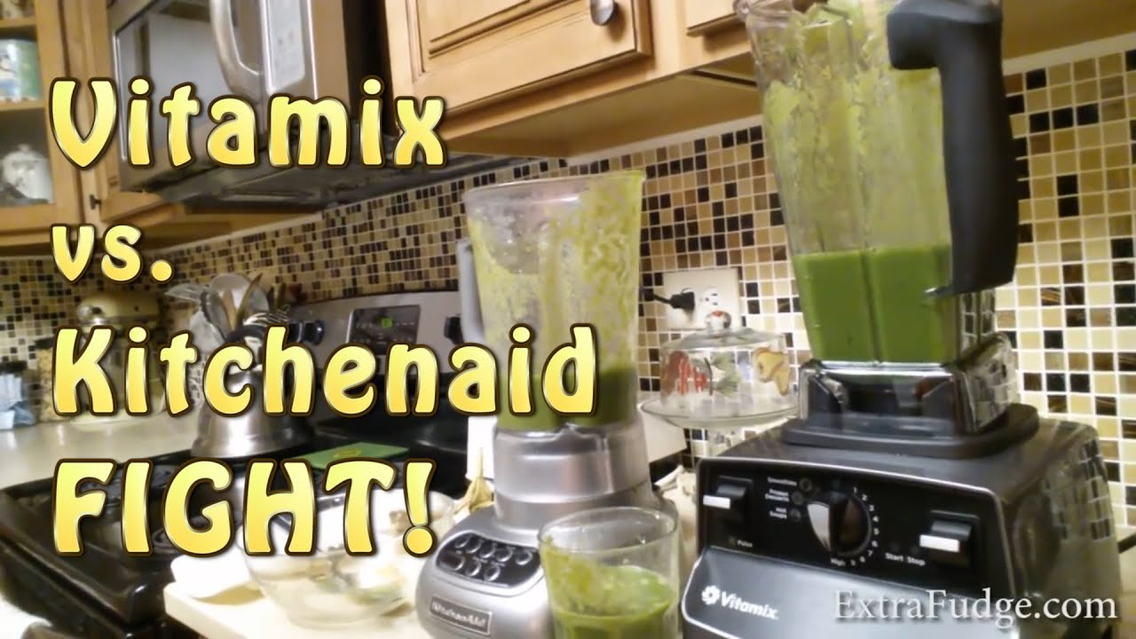 Kitchen Aid Pro 500 White Bar Stools Vitamix 6300 Vs Kitchenaid Comparison Don 39t Buy