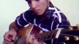 """Из к/ф """"Реквием по мечте"""" на гитаре"""